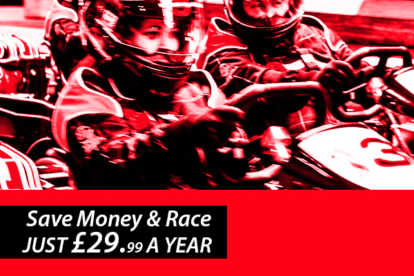 become a member at Nottingham Raceway