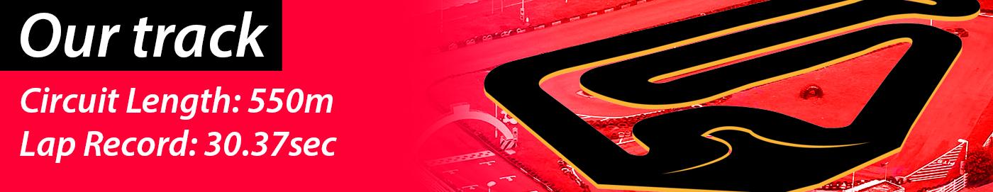 The Nottingham Raceway Track