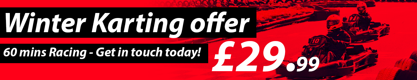 karting offer Winter