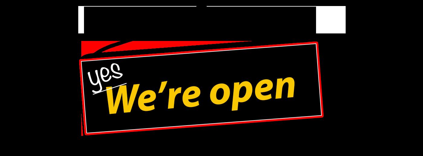 Notingham Raceway are now open